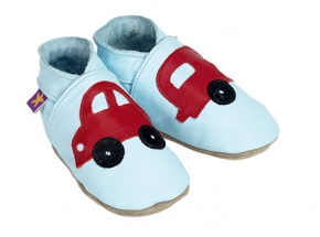 Chaussons HOLIDAY baby bleu