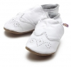 Chaussons BROGUE white